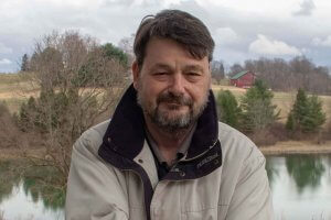 Portrait of Roger Reynolds