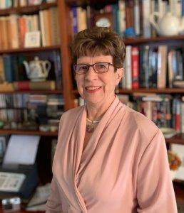 Trustee Mimi Kramer in 2021